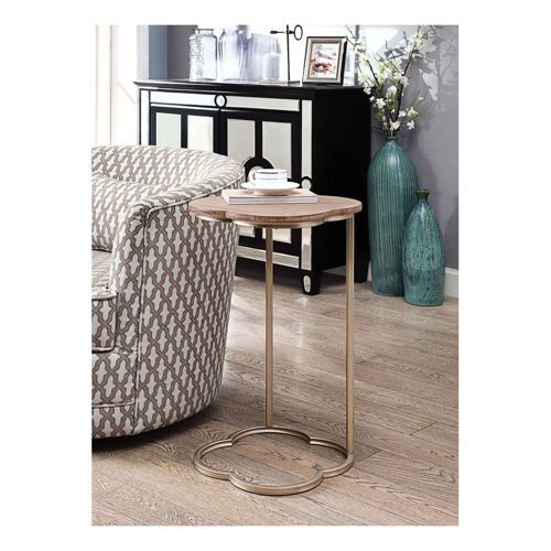 Picture of SLIDE OVER SOFA ACCENT TABLE