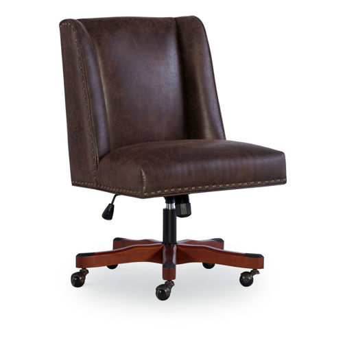 Picture of DRAPER BROWN OFFICE CHAIR