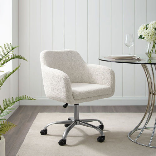 Picture of COCO WHITE OFFICE CHAIR