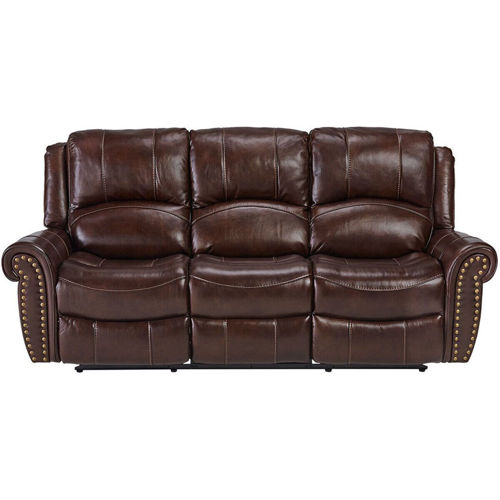 Picture of WORTHINGTON LEATHER RECLINING SOFA