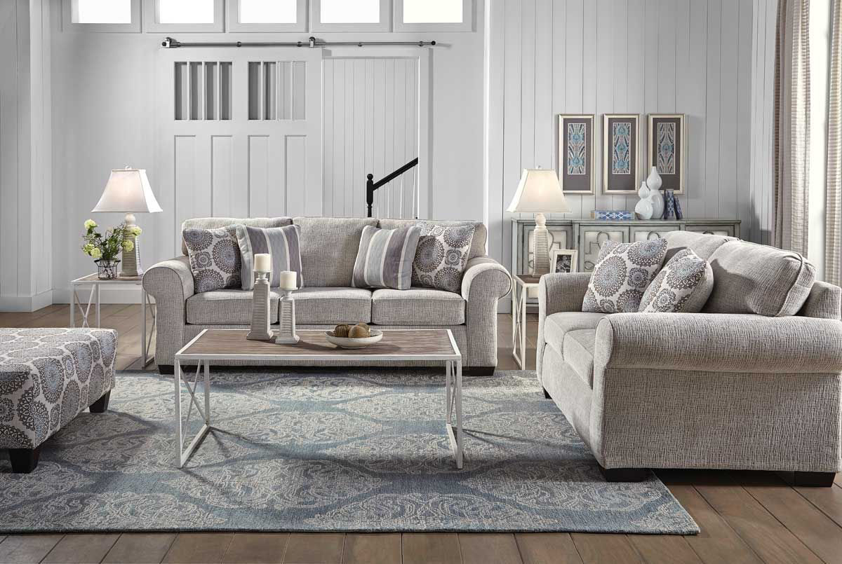 Quinn 3 Piece Livingroom Group, 3 Piece Living Room Sets
