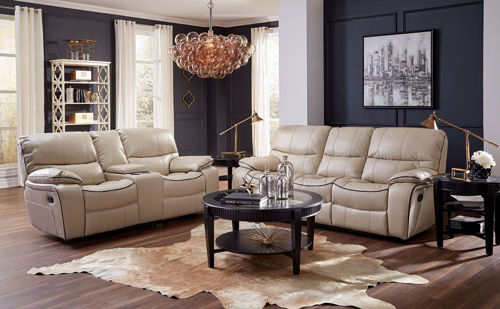 Picture of HAMILTON II CREAM 3 PIECE LIVINGROOM GROUP