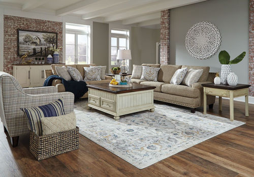 Picture of MARKHAM 3 PIECE LIVINGROOM GROUP