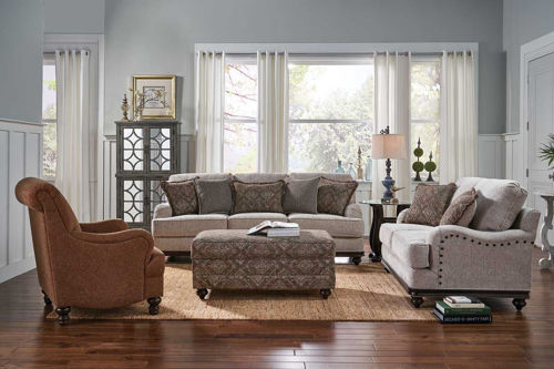 Picture of CAMILLA 3 PIECE LIVINGROOM GROUP