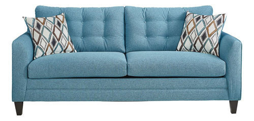 Picture of HALEY TEAL 3 PIECE LIVINGROOM GROUP