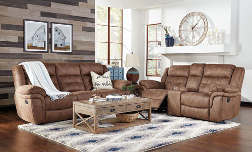 Picture of YUMA 3 PIECE LIVINGROOM GROUP