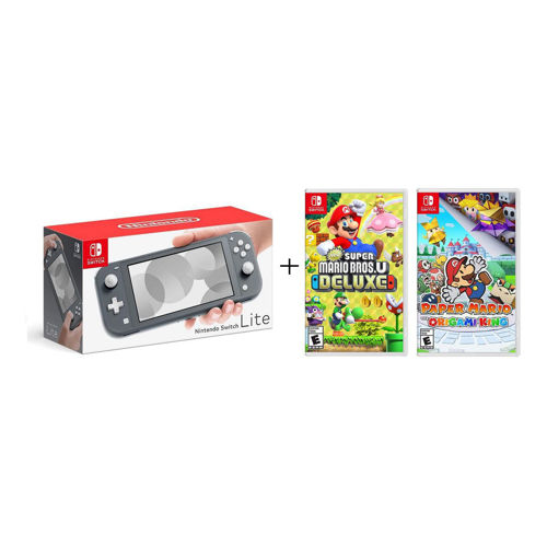 Picture of NINTENDO SWITCH LITE BUNDLE