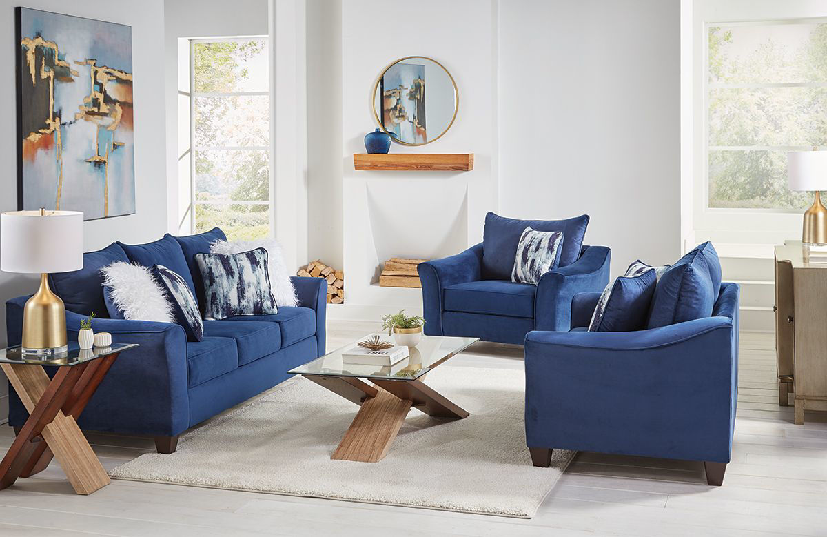 Picture of ARIA 3 PIECE LIVINGROOM GROUP