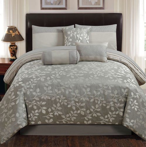 Picture of FLORAL LINEN SET