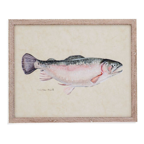 Picture of TROUT WALL ART