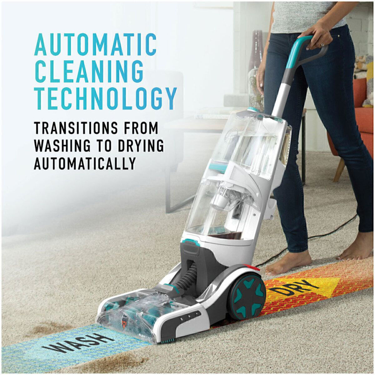 Picture of HOOVER SMART WASH CARPET WASHER
