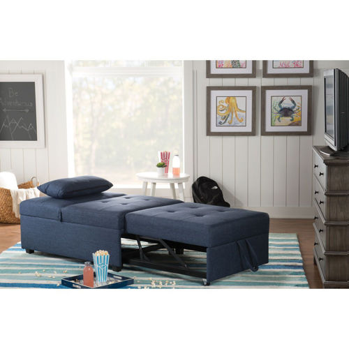 Picture of CHILLAX CONVERTIBLE SLEEPER CHAIR