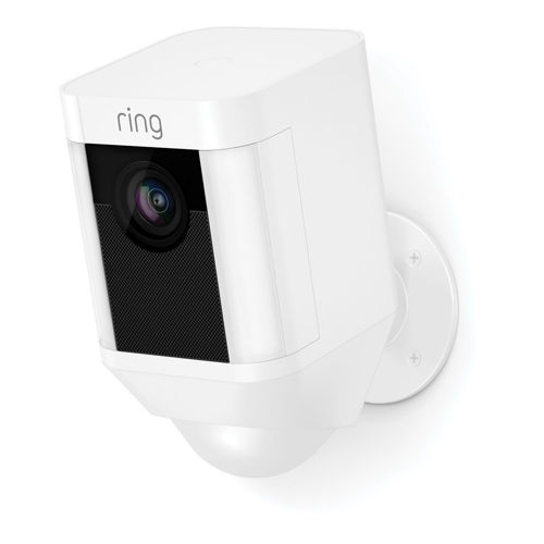 Picture of RING OUTDOOR BATTERY SPOTLIGHT CAMERA