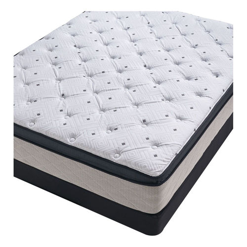 Picture of SEALY BRAMLEY TWIN MATTRESS SET