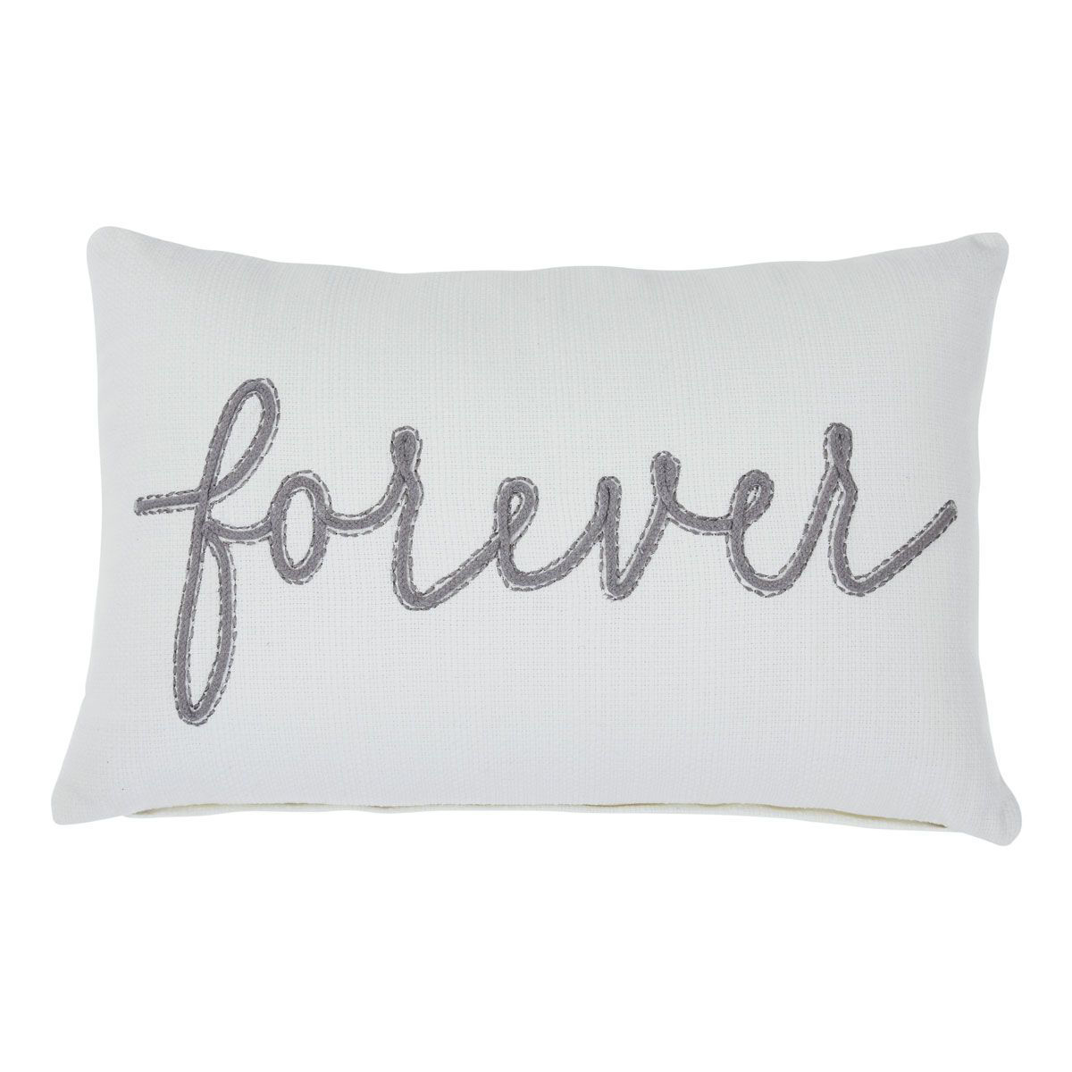 Picture of FOREVER THROW PILLOW