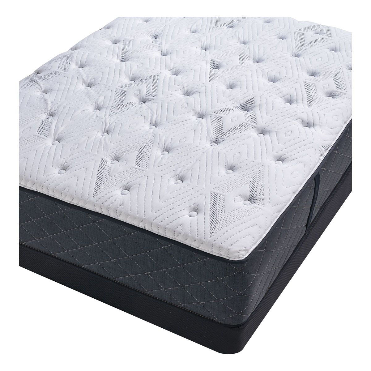 Picture of SEALY STOCKWELL QUEEN MATTRESS SET