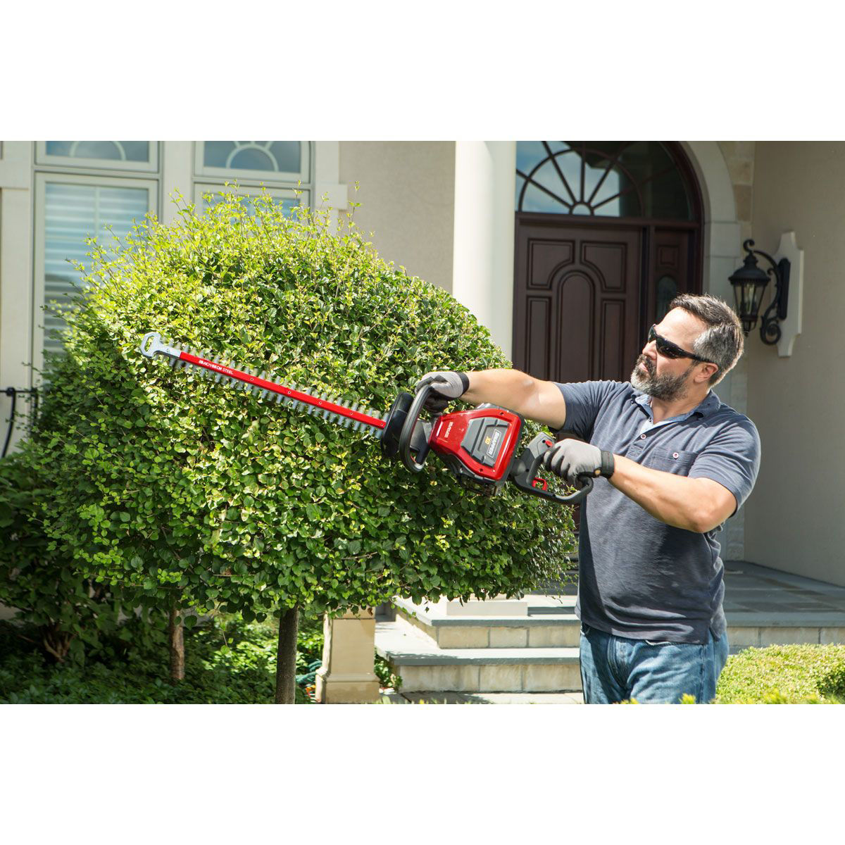 Picture of SNAPPER 82V CORDLESS HEDGE TRIMMER