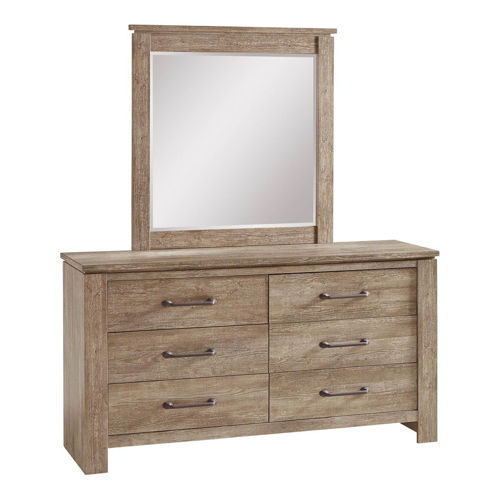 Picture of MARSHALL DRESSER & MIRROR