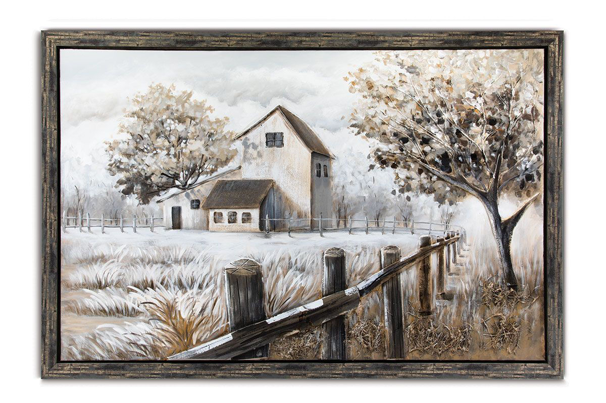 Picture of BARN WALL ART