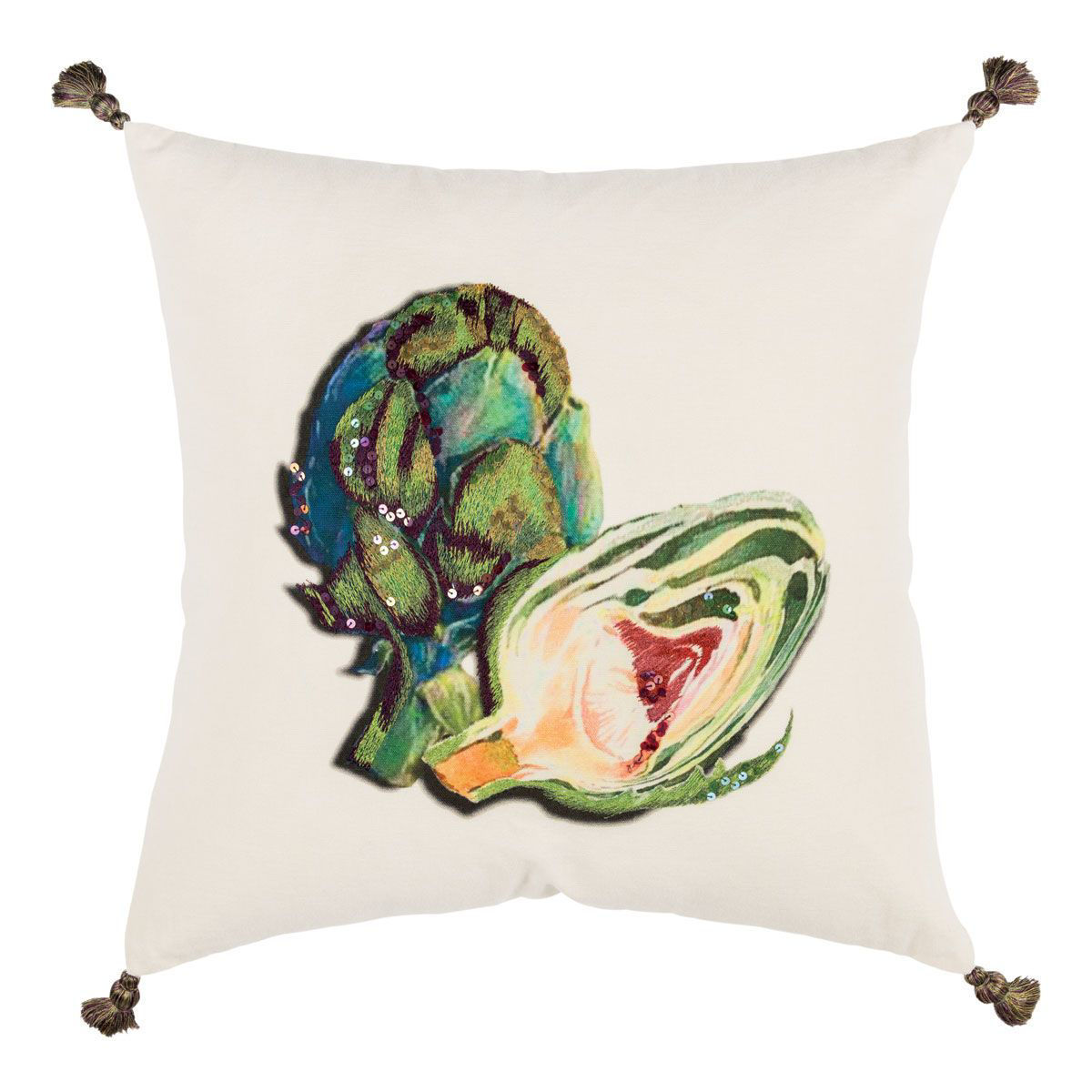 Picture of ARTICHOKE THROW PILLOW