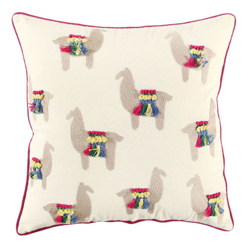 Picture of LLAMA THROW PILLOW