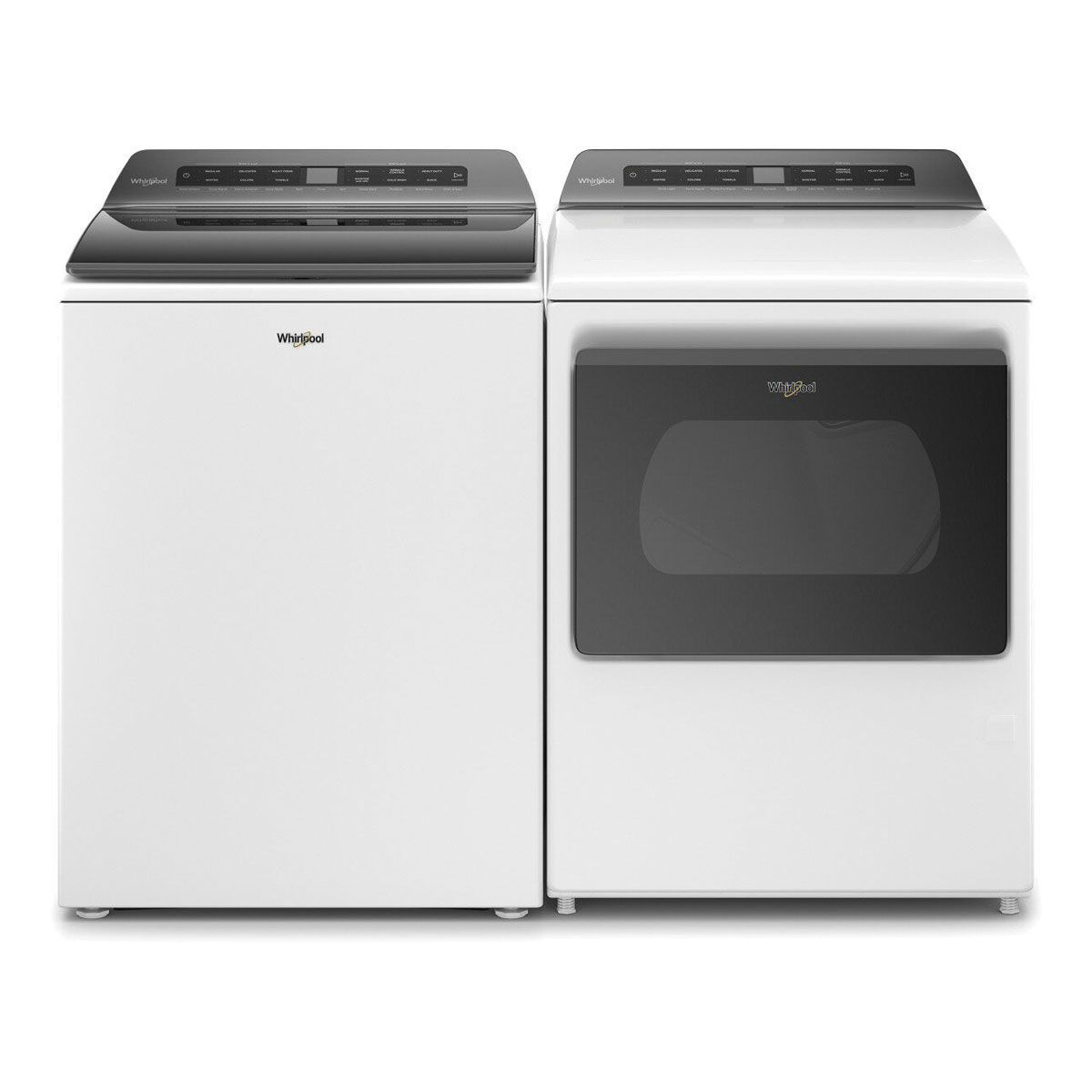 Picture of Whirlpool Top Load Washer & Dryer Pair