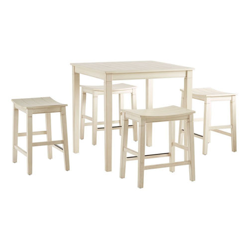 Picture of MALLORY 5 PC COUNTER DINING SET
