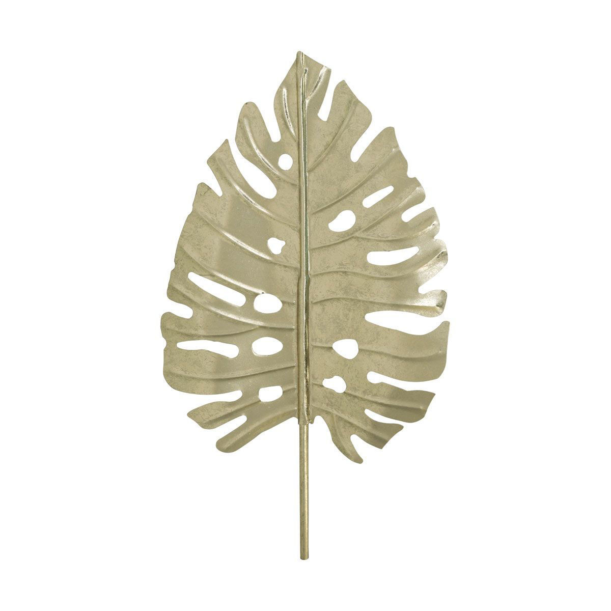 Picture of WALL ART GOLD PALM FROND I