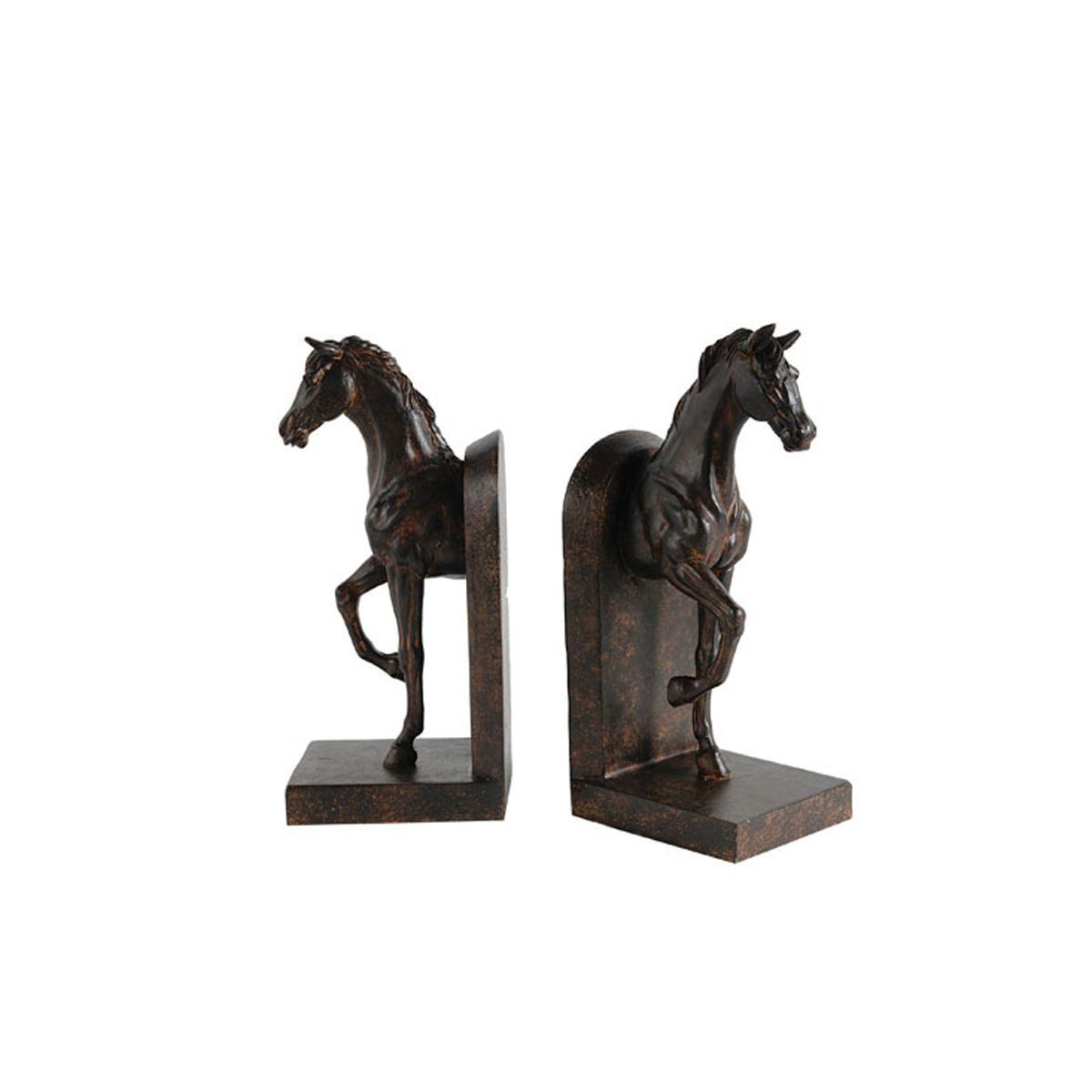 Picture of TROTTING HORSE BOOKENDS