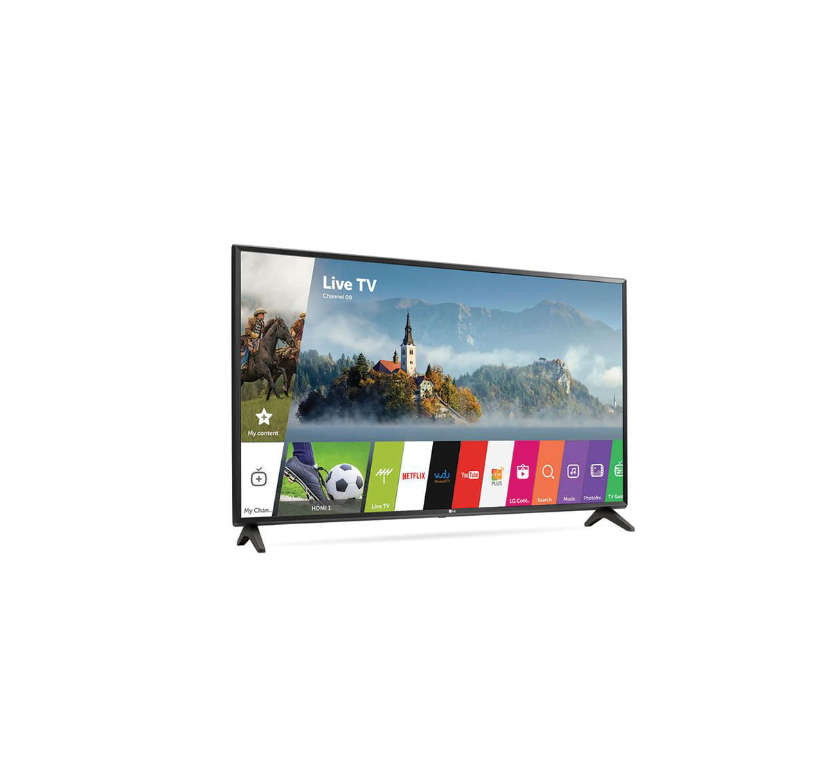 """Picture of LG 43"""" SMART LED TV"""