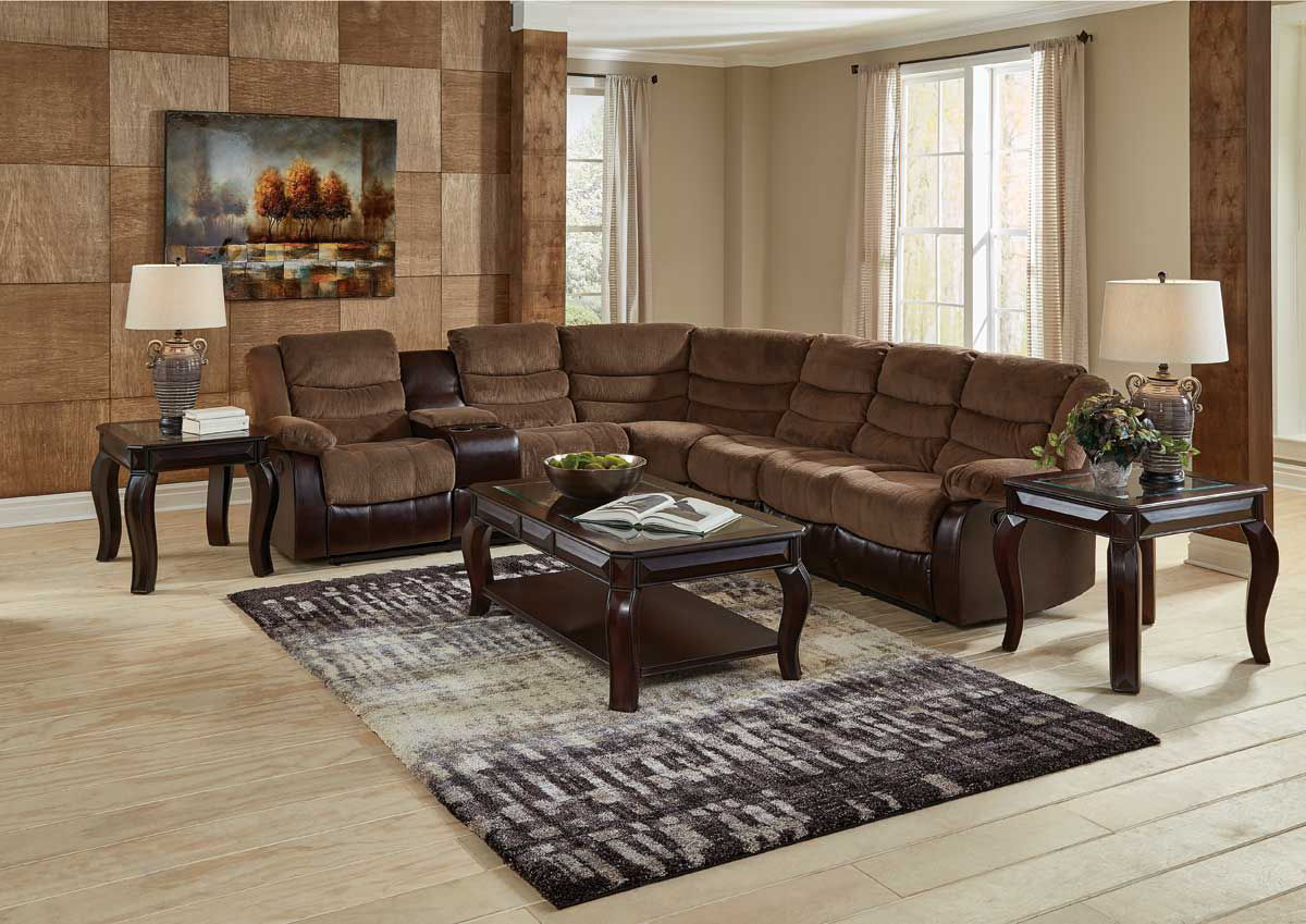 Picture of WASHINGTON 4 PIECE SECTIONAL