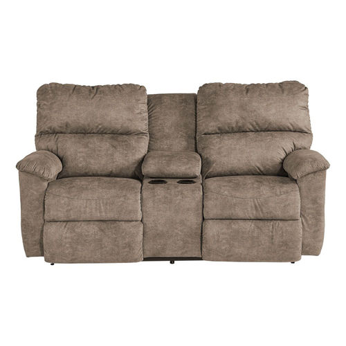 Picture of DAYTON RECLINING CONSOLE LOVESEAT
