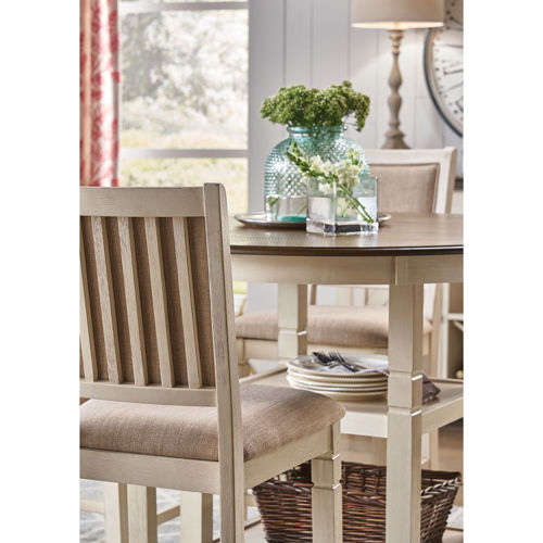 Picture of BAYLEIGH 5 PC ROUND COUNTER DINING