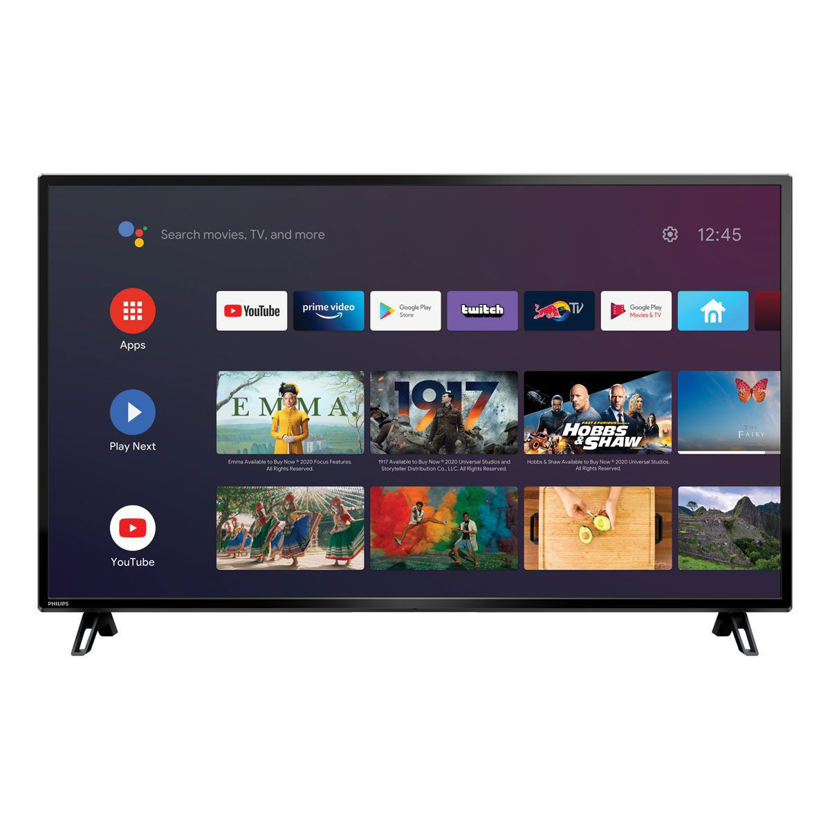 """Picture of PHILIPS 50"""" SMART 4K ULTRA HD LED TV"""