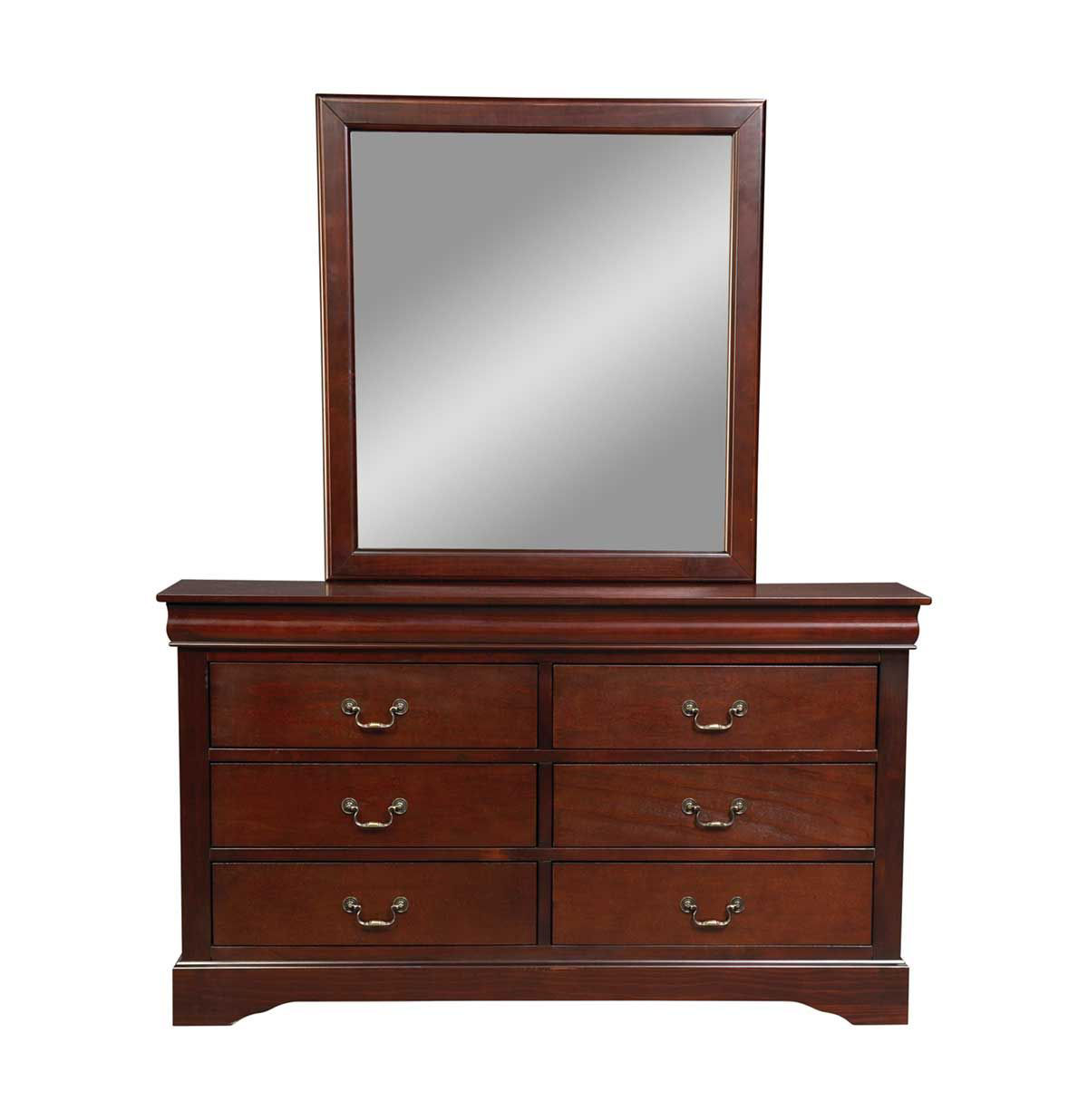 Picture of LEWISTON 5 PC KING BEDROOM GROUP