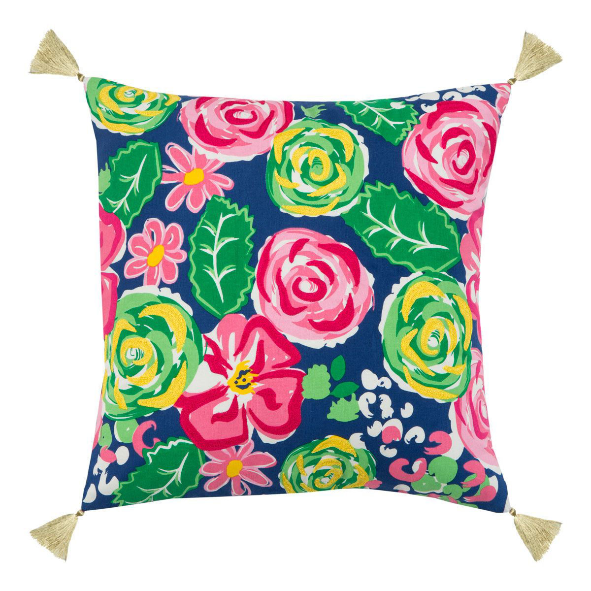 Picture of FLOWER PILLOW