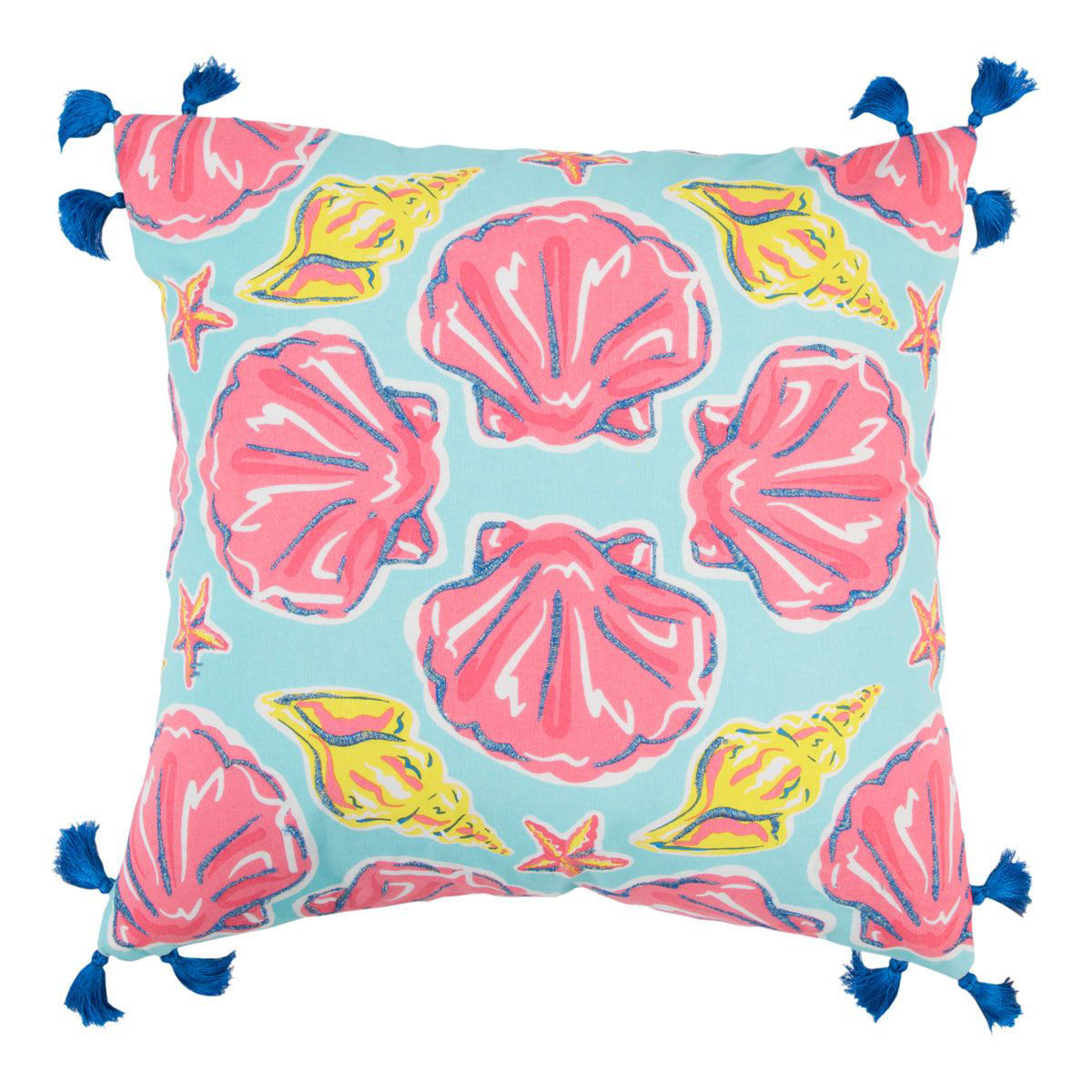 Picture of SEASHELLS PILLOW