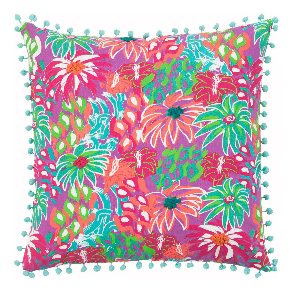 Picture of PALM TREES PILLOW