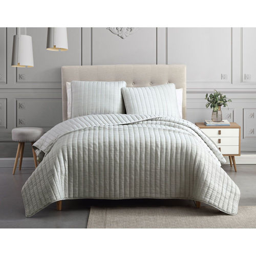 Picture of SUPER SOFT 3 PIECE COVERLET SET