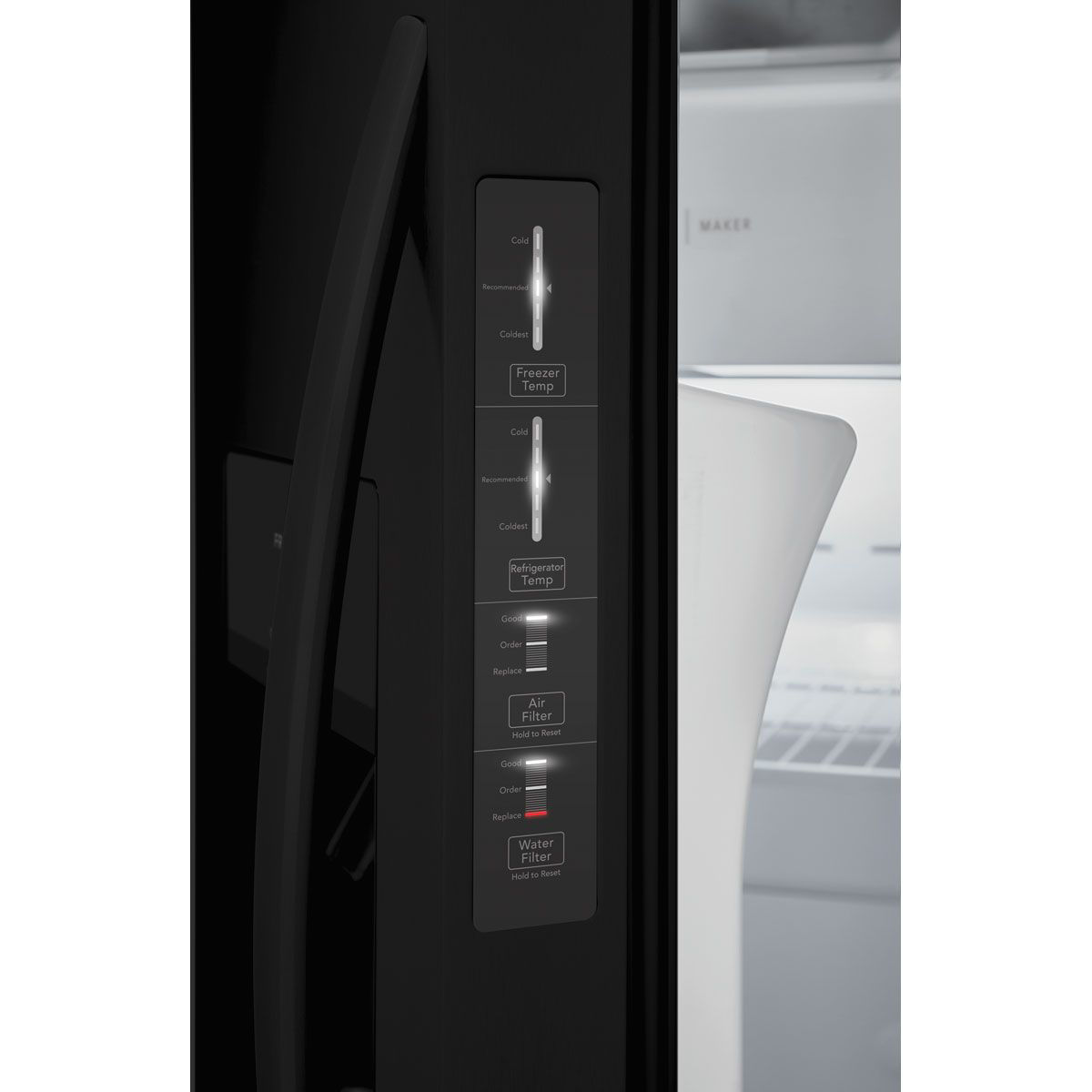 Picture of FRIGIDAIRE SIDE BY SIDE REFRIGERATOR