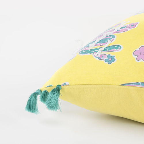 Picture of YELLOW CACTUS PILLOW