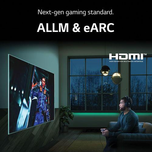 "Picture of LG 55"" SMART 4K UHD NANO LED"