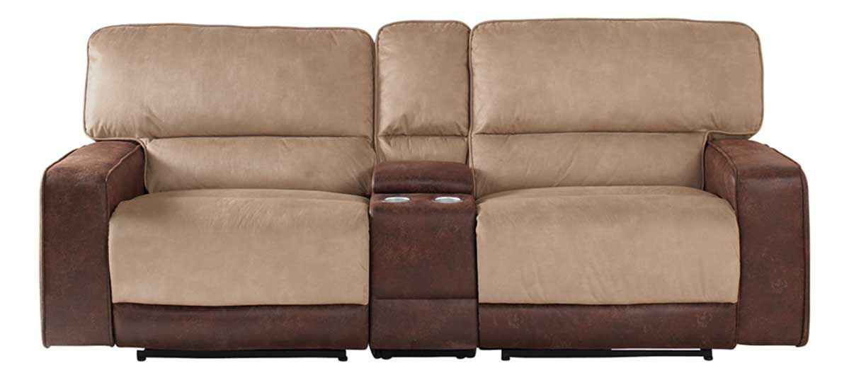 Picture of PASADENA 3 PC RECLINING CONSOLE SOFA