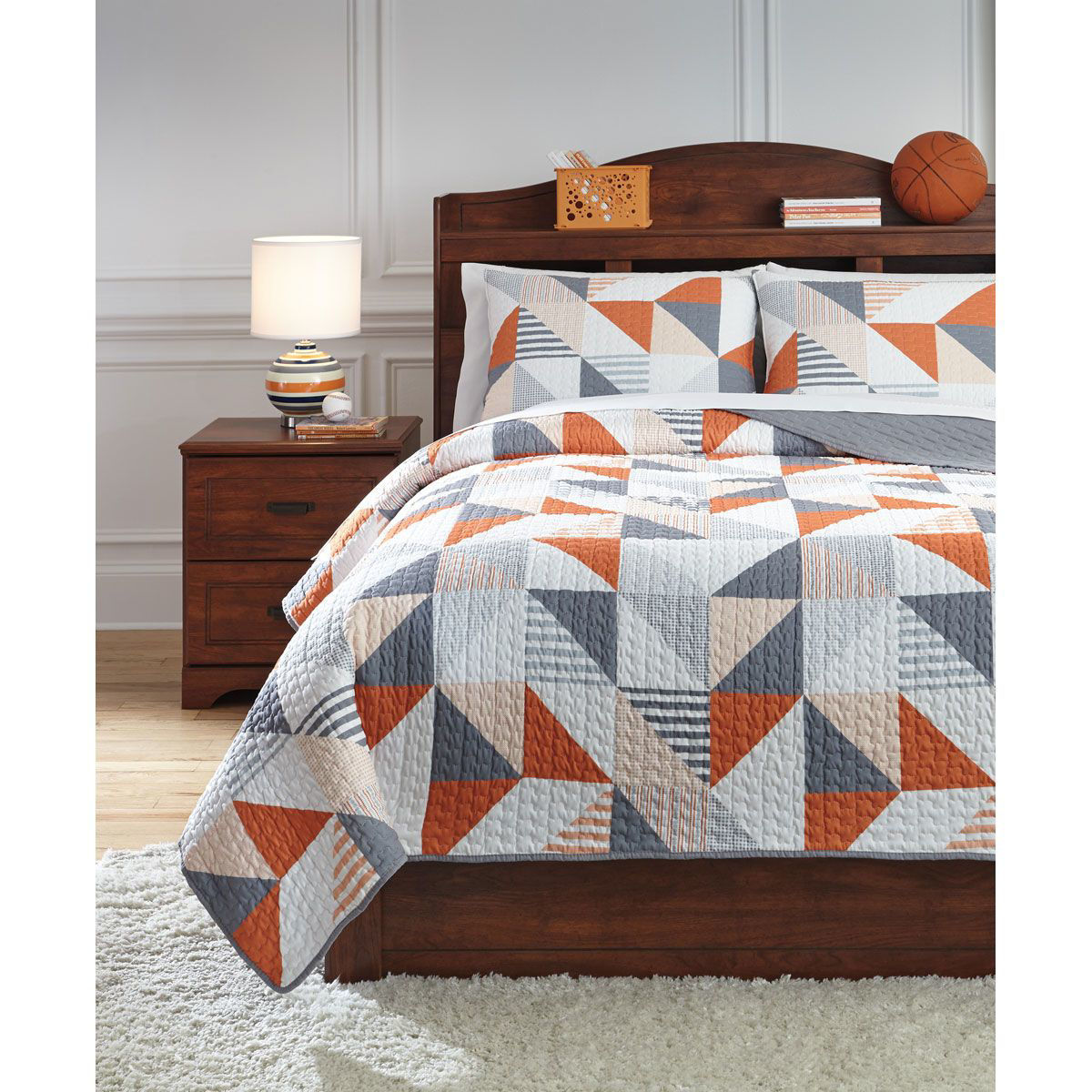 Picture of COVERLET SET