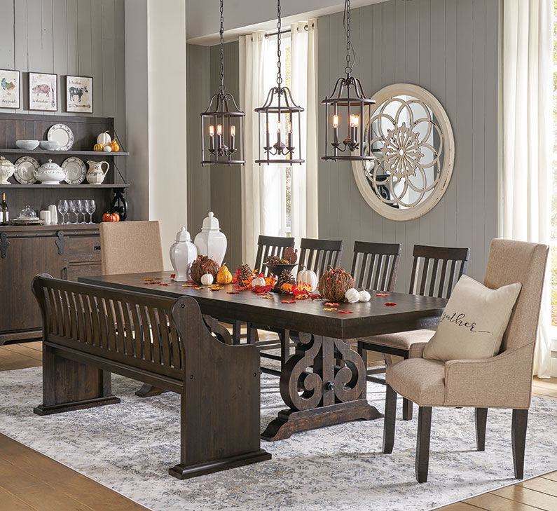 Picture of Arabella 5 Piece Dining Room