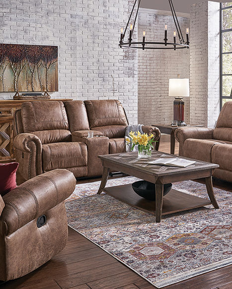 Picture of Duke 3 Piece Living Room Group